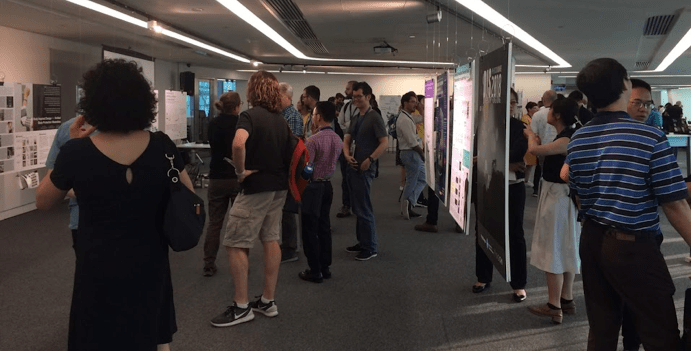 Demo and poster night
