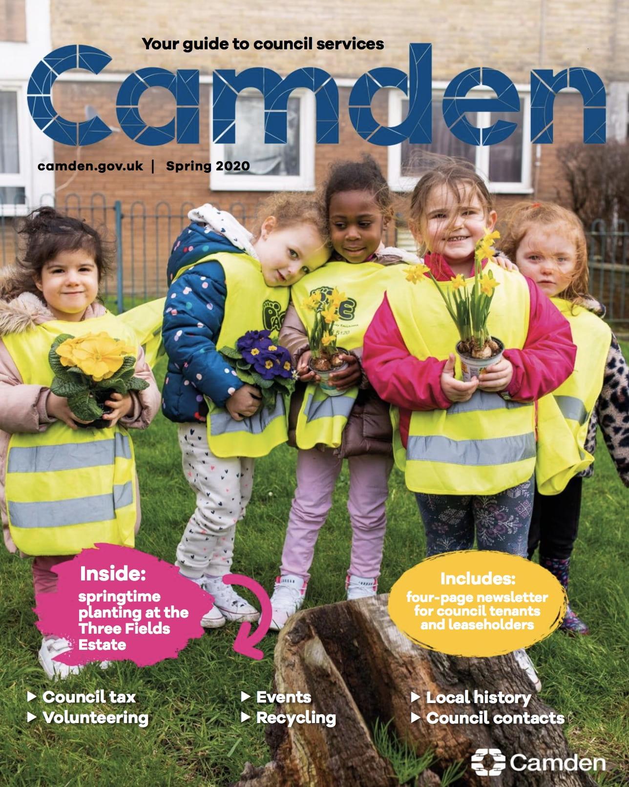 Camden Magazine