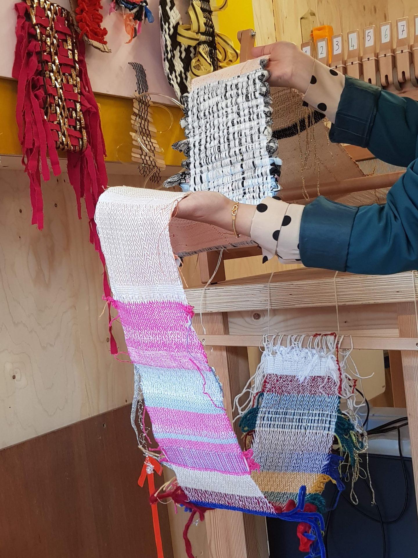 Joy in Weaving