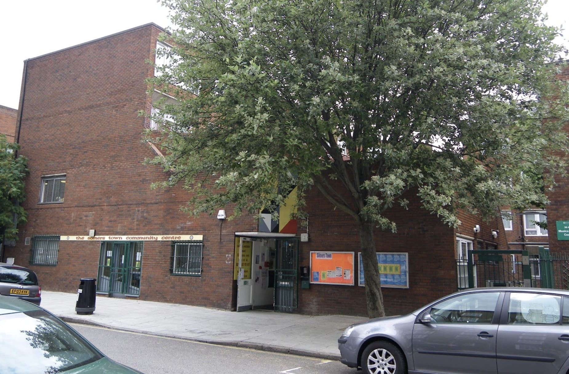 Somers Town Youth Centre