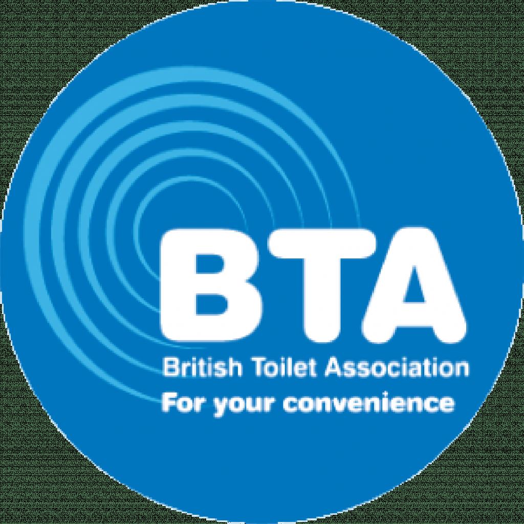 BTA blue logo on white background.