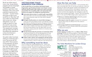 Image showing pdf screen grab of Manifesto content