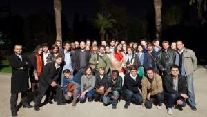 På reportagetur til Tunesien med mine medstuderende fra CFJ, marts 2012. Hvert år (normalvis i foråret) tager eleverne på en to ugers udlandsrejse, hvor du som udviklingsstuderende kan være heldig at komme med (uden at betale en eneste euro for det!)
