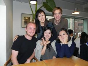 Me and Koreans