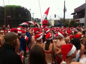 rikke bolander Santa