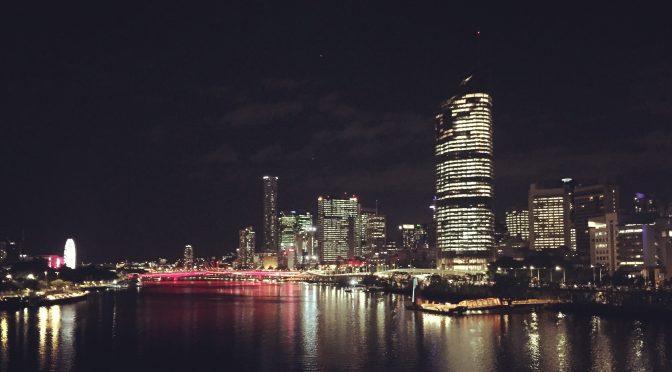 QUT, Brisbane, Australien