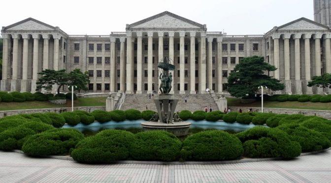 Kyung Hee University, Seoul, Sydkorea