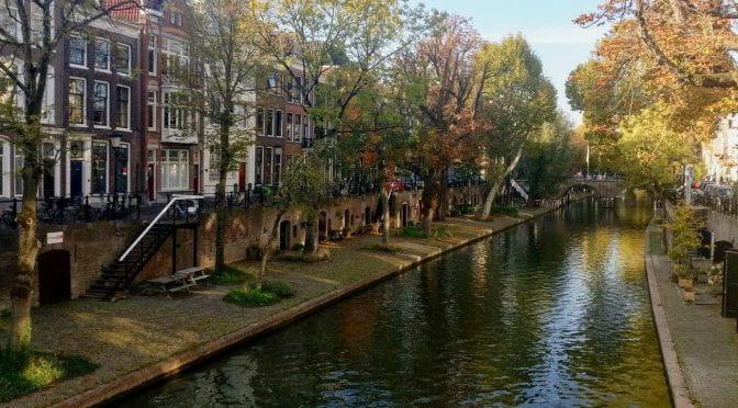 På udveksling i charmerende Utrecht