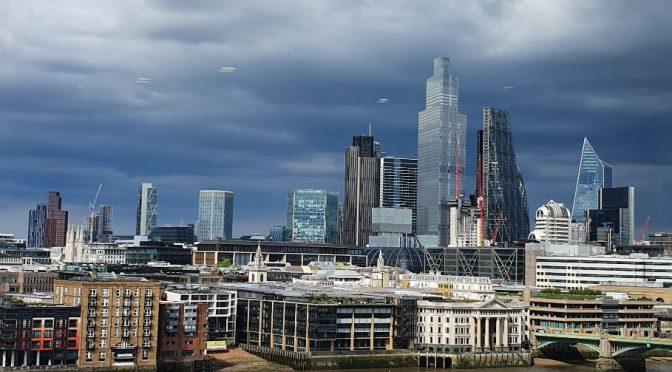 Mit ophold på LCC i London, foråret 2021