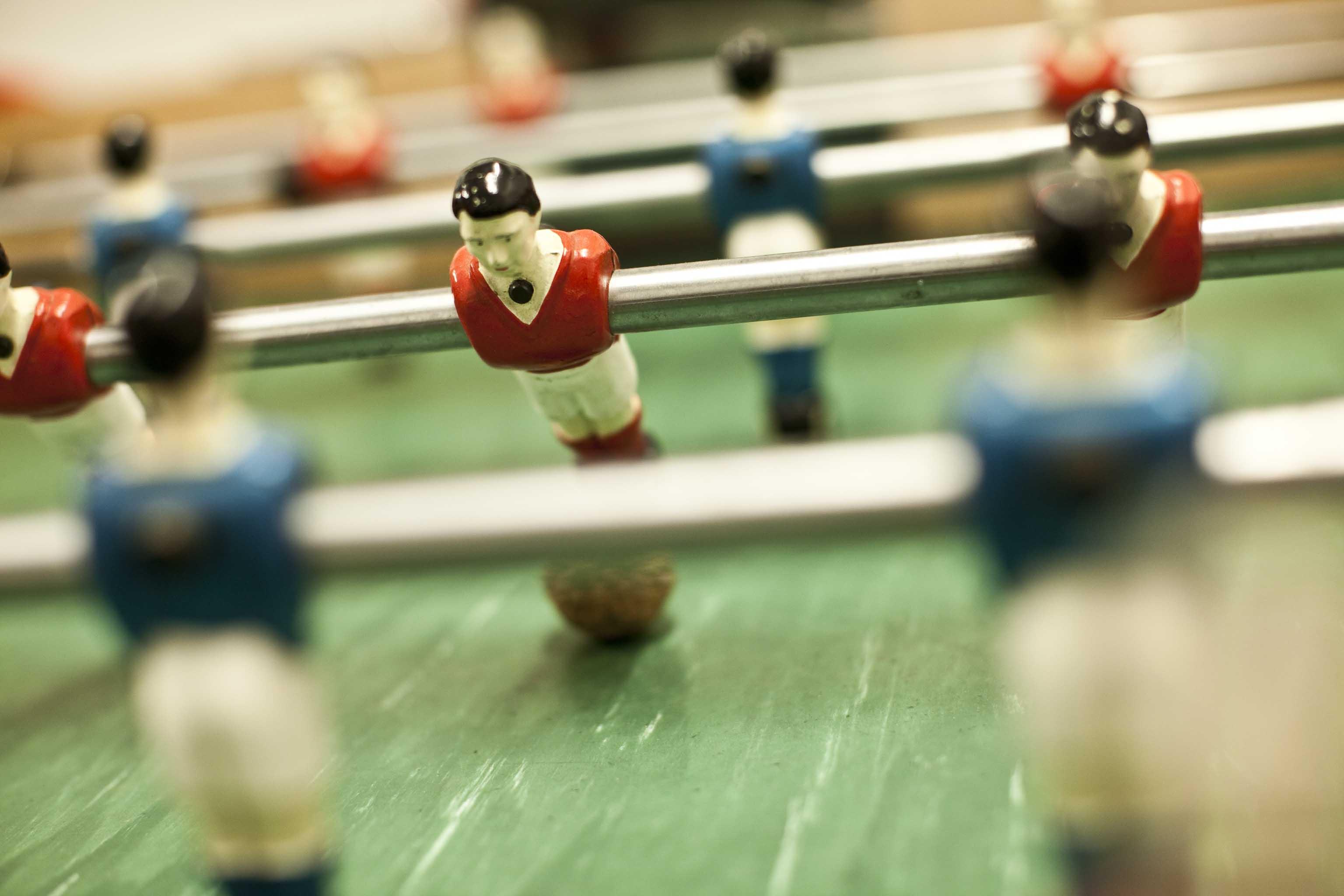 Bordfodbold skal promovere U21 EM