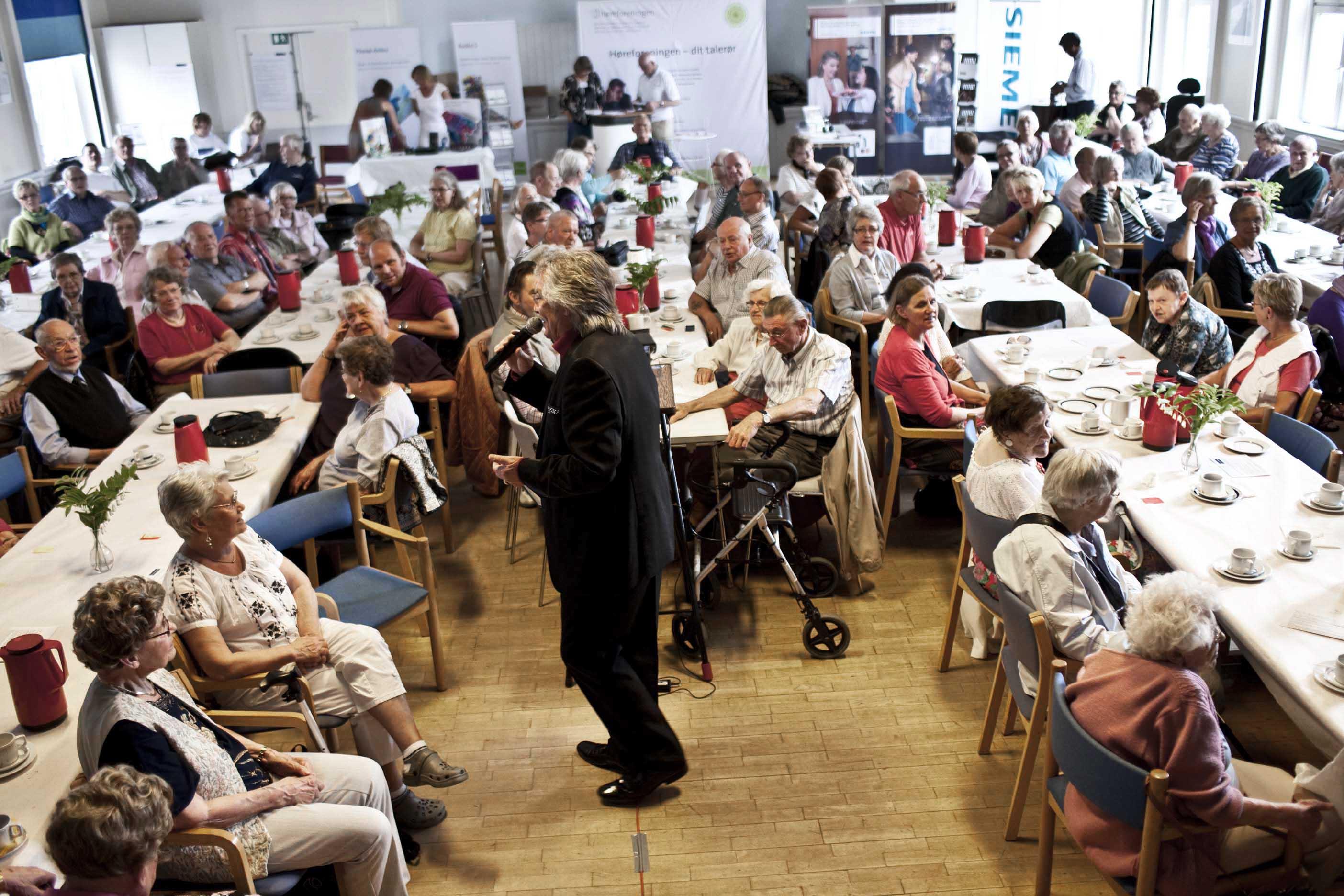 Hørekoncert med Ragnvald en stor succes