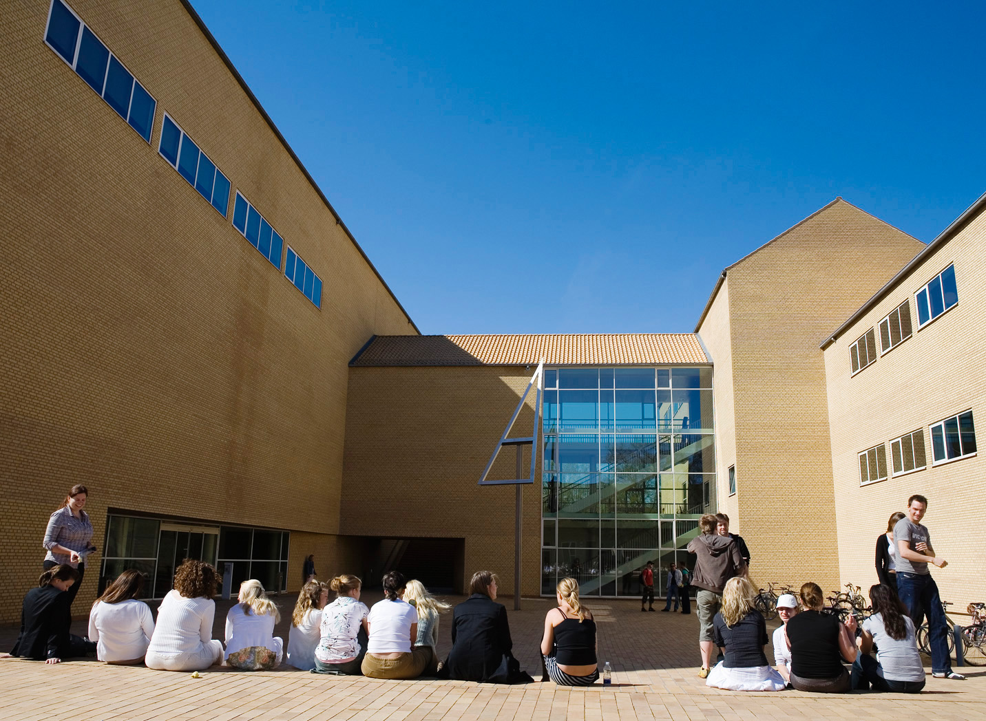 Demokrati til debat på Aarhus Universitet
