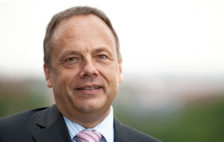Jesper Jørgensen ser positive tendenser i det nye Fremad Amager-projekt.  Foto: Pressefoto/Deloitte