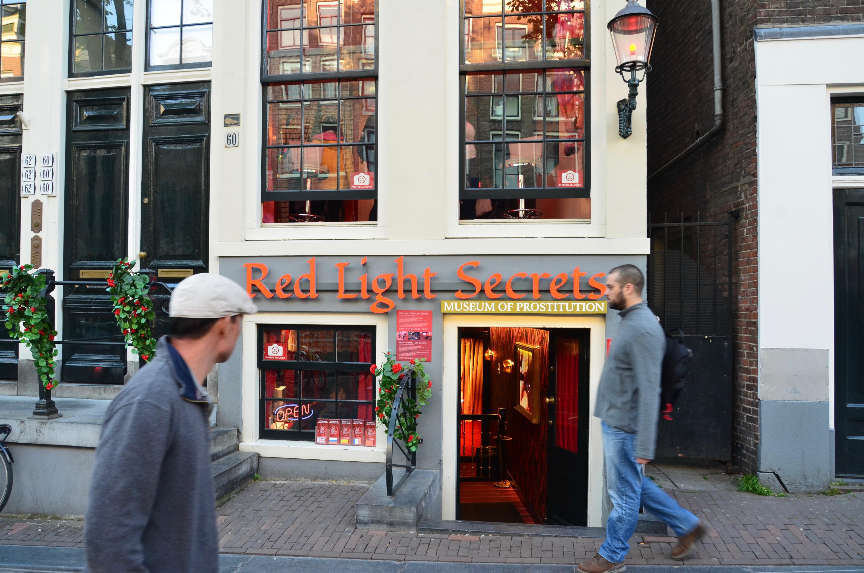 Амстердам город секса