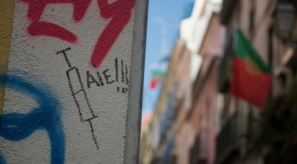lisbon aids needle drug