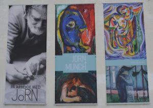 JORN+MUNCH exhibition is for the first time in Silkeborg