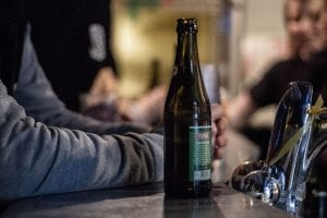 Alcohol consumption going down among young Danes