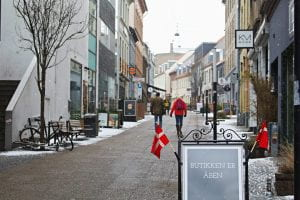 Environmental awareness paves the way for sustainable stores in Aarhus