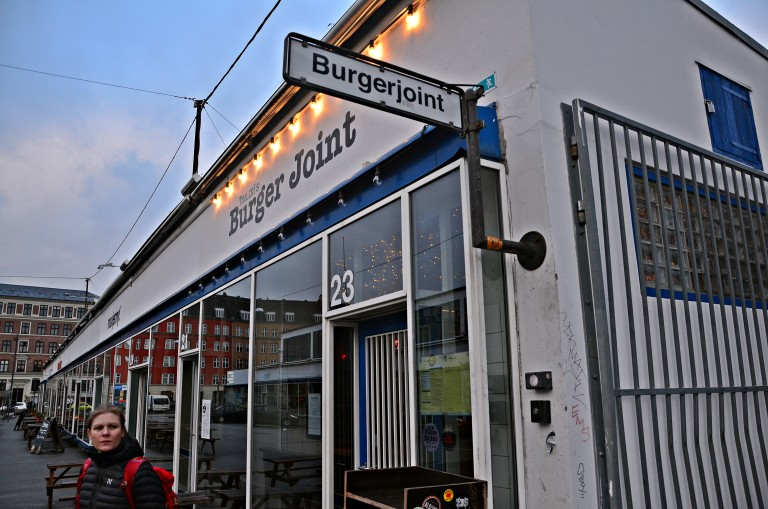 Tommi's Burger Joint is located in the old meatpacking district (Kødbyen) that has transformed into one of the hippest places in Copenhagen while maintaining its rugged appearance. Photo: Emil Arenholt Mosekjær