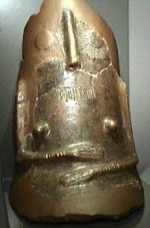 Astarte eller formoder 6.000 f.v.t. Syrien