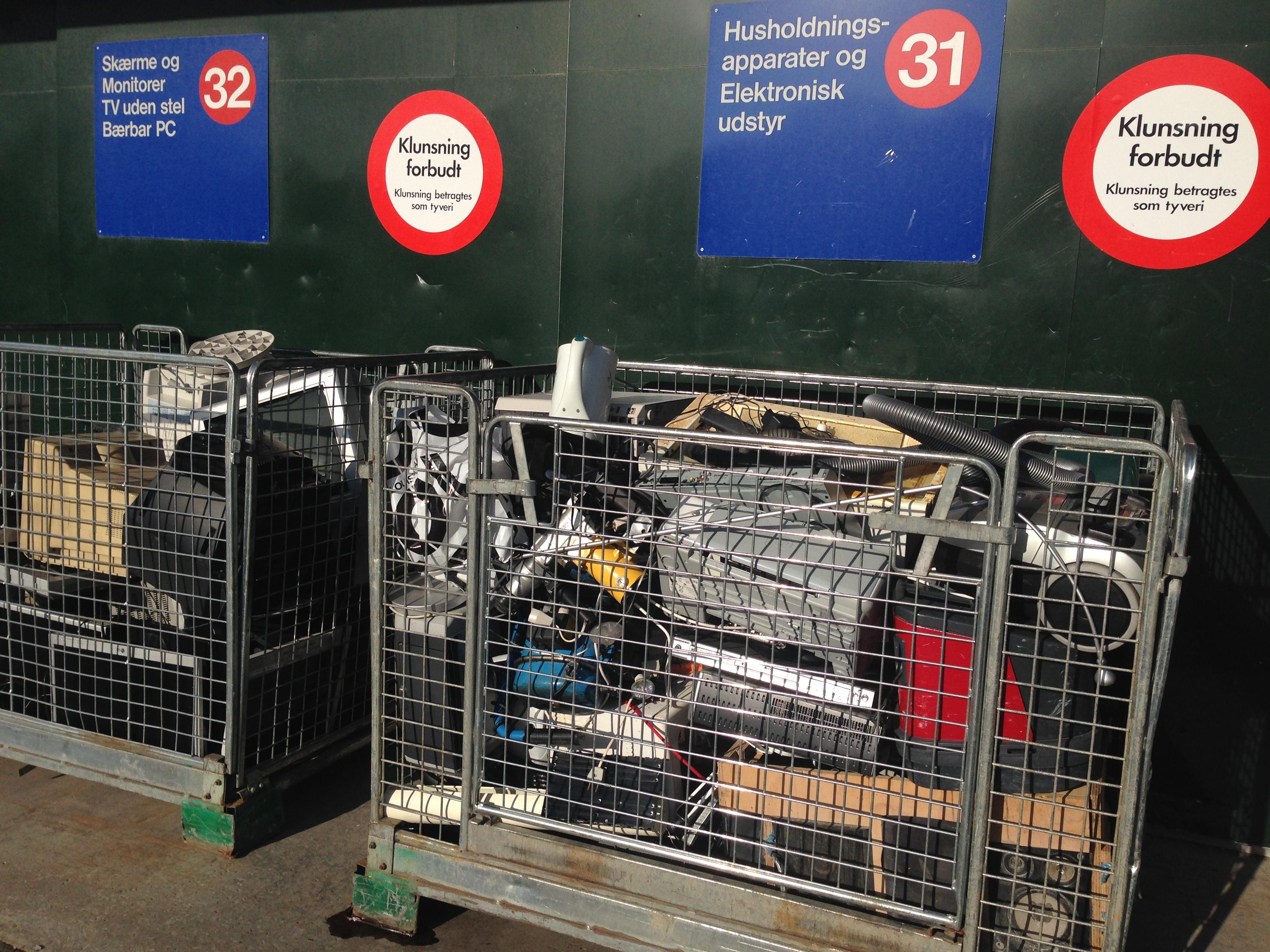 affaldssortering københavns kommune