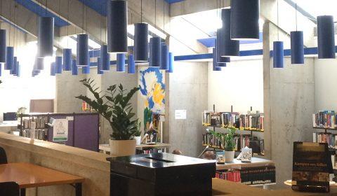 Biblioteket DMJX