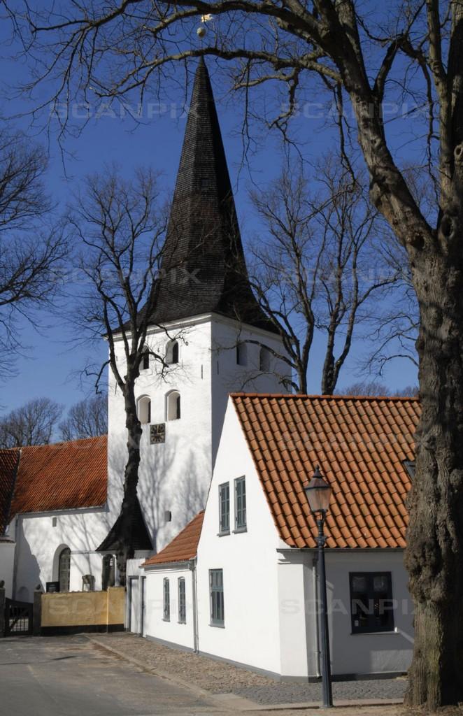 I forhold til 2012 nægter færre mennesker sig selv adgang til bygninger som denne.  Foto:Terkel Broe Christensen (Scanpix)