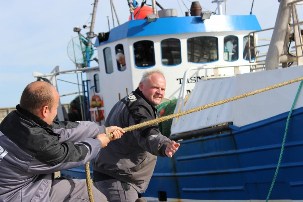 De to brødre, Jesper Faurholt Jensen og Bjarke Faurholt Jensen, som ses på billedet, stiftede i 2005 Jobi Group A/S og siden er det kun gået fremad for den lille virksomhed. Foto: Frederikke