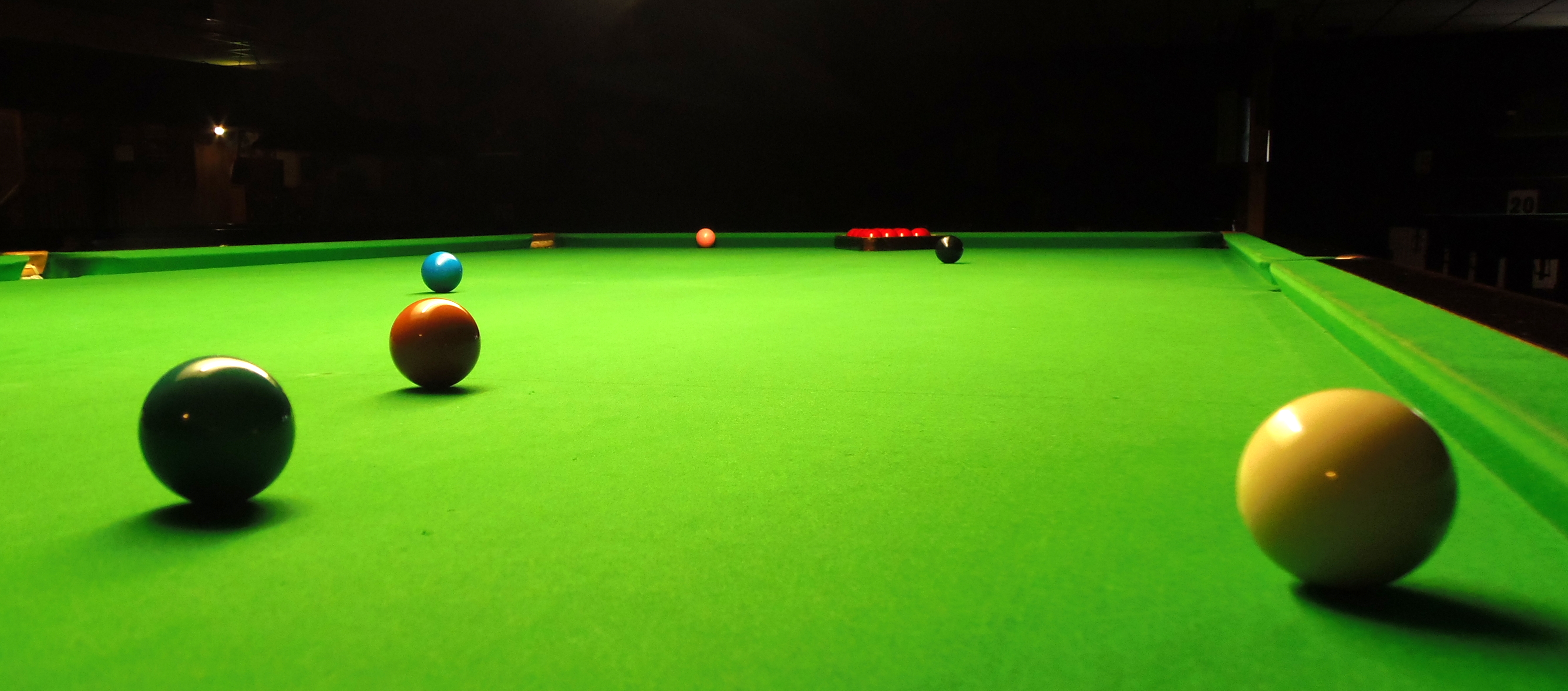 world snooker matches