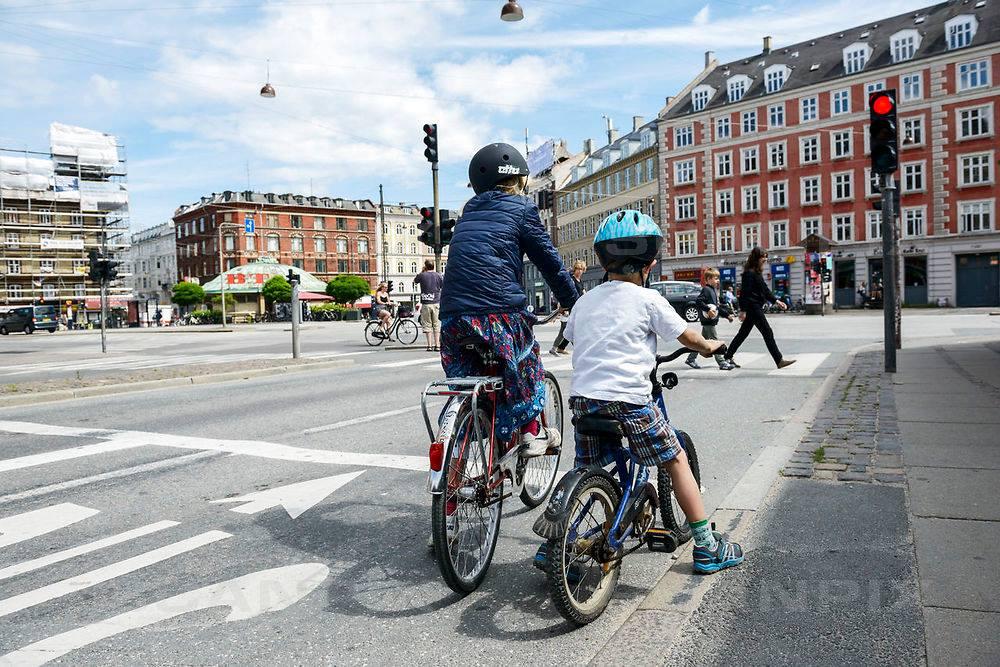 Danske kommuner tager i højere grad smart city-konceptet til sig. Foto: Scanpix