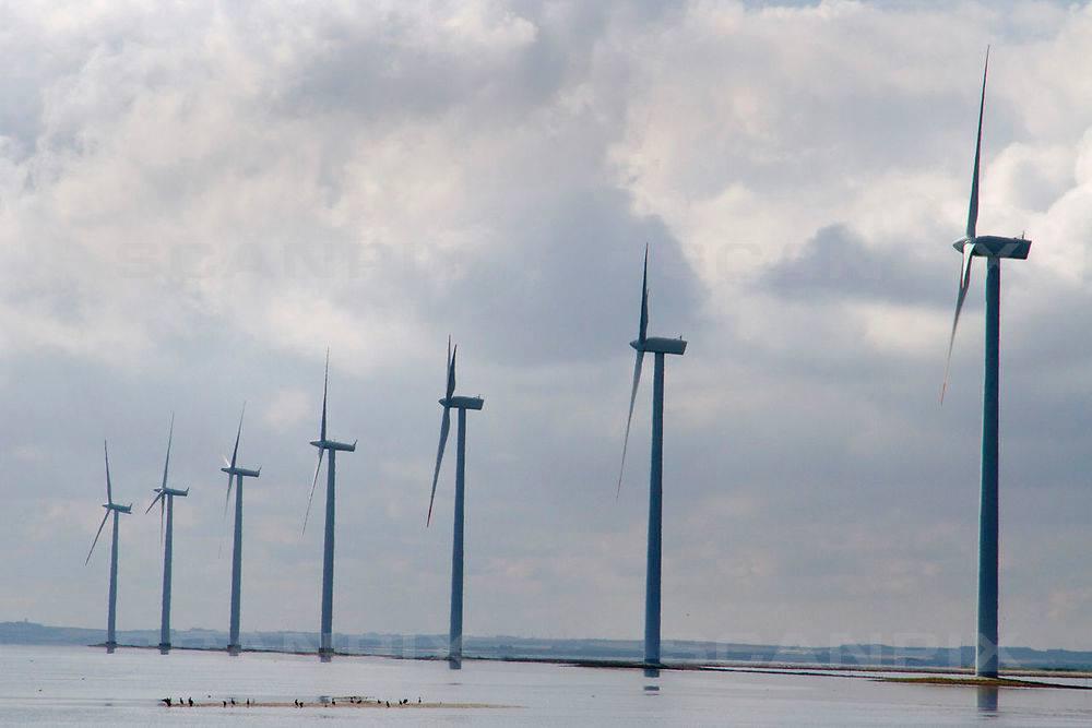 Ligesom vindmøllerne ved Cheminova skal det nye testcenter ligge i Nissum Bredning. Foto: Scanpix.