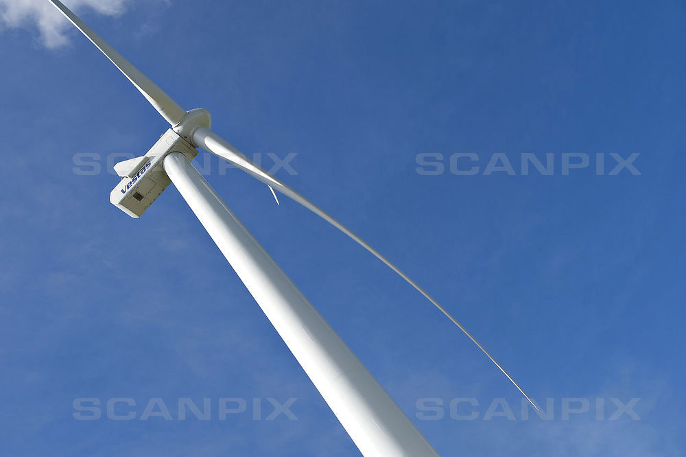 LM Wind Power er fortsat blandt landets farligste arbedspladser. (Foto: Scanpix)