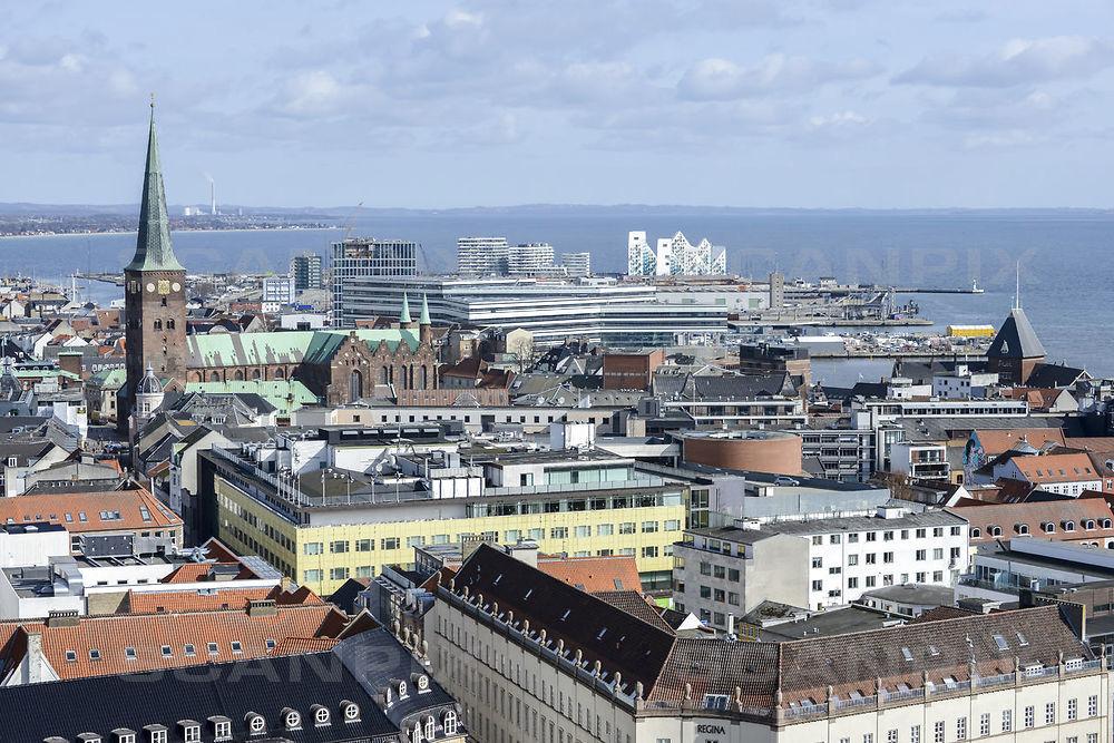 Aarhus danner i 2017 ramme som europæisk kulturhovedstad. Kilde: Scanpix