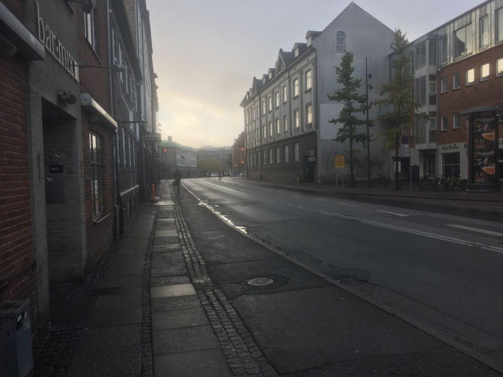 Natluk af dæmningen løser ikke alene sikkerhedsproblemet i Vejle midtby