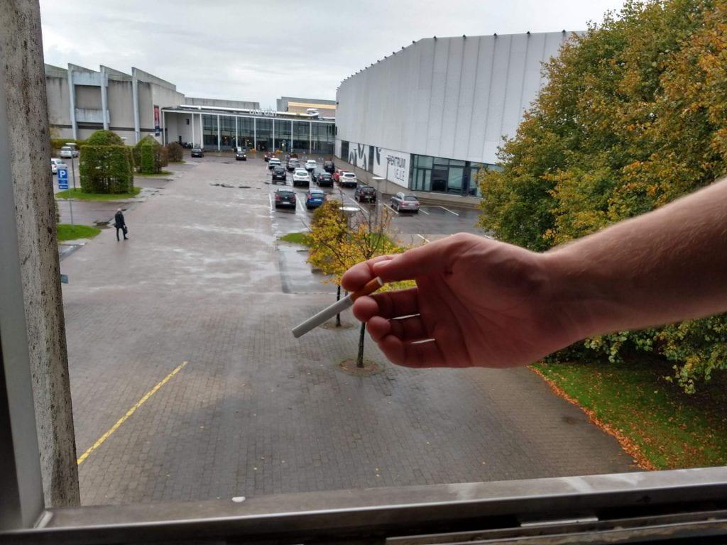 Byrådet vil stoppe rygning i arbejdstiden