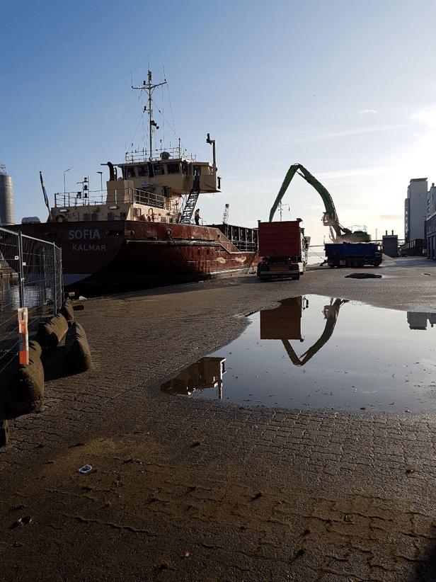 "Havnedirektør: ""Havnen har en fremtid som erhvervshavn"""