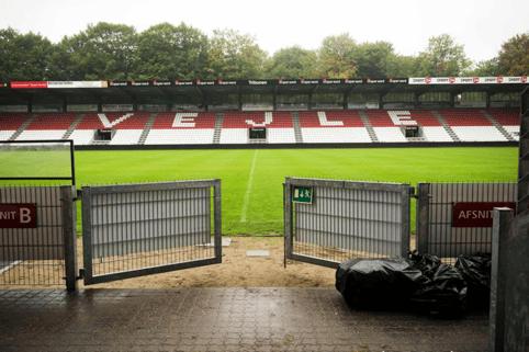 Vejle Boldklub jagter oprykning til Superligaen