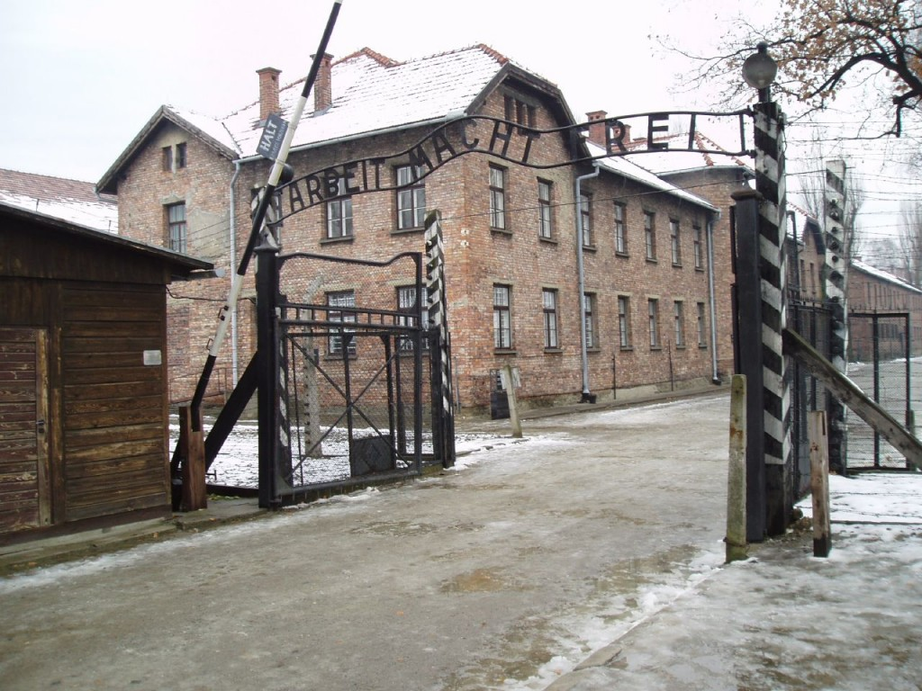 Auschwitz-Birkenau i Polen