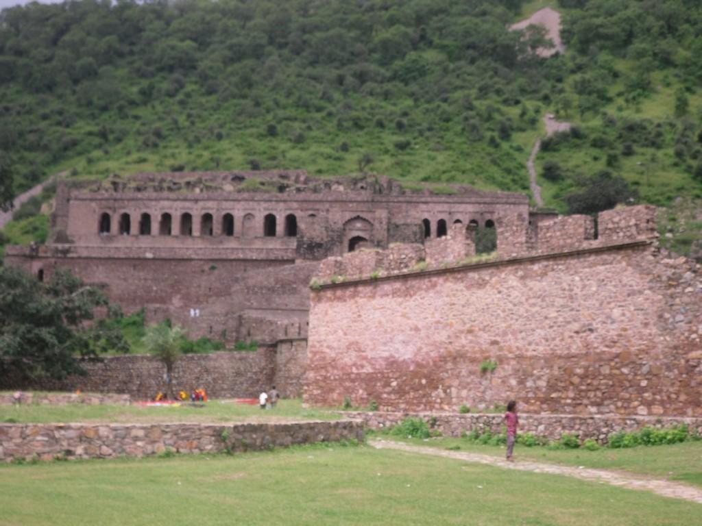 Bhangarh Fort i Indien