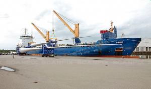 Danske virksomheder har international føreposition indenfor blandt andet vindmølleindustrien