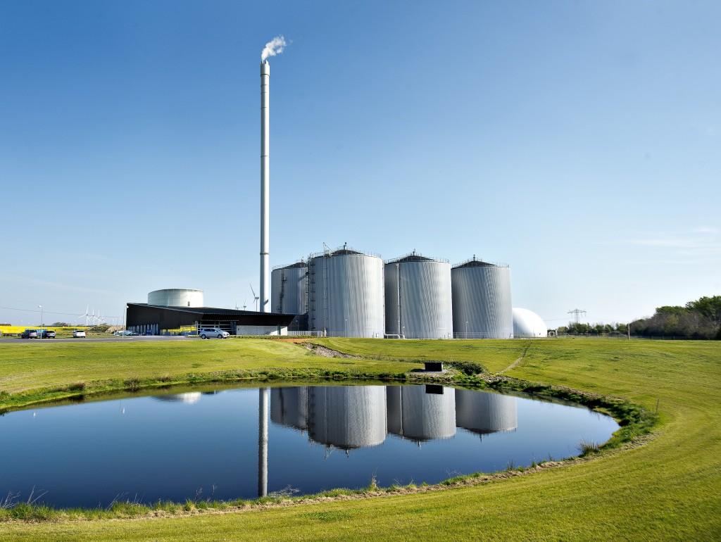 Maabjerg Bioenergy i Holstebro.