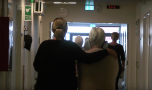 Aarhus university hospital, elderly