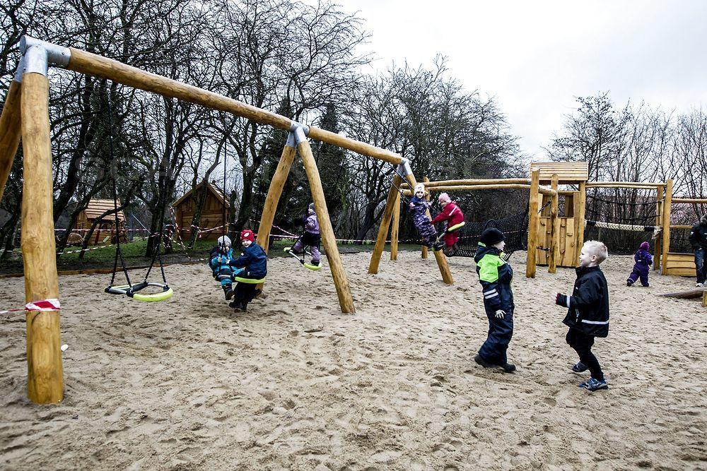 Esbjerg garanterer pasning i dagpasningsinstitutioner