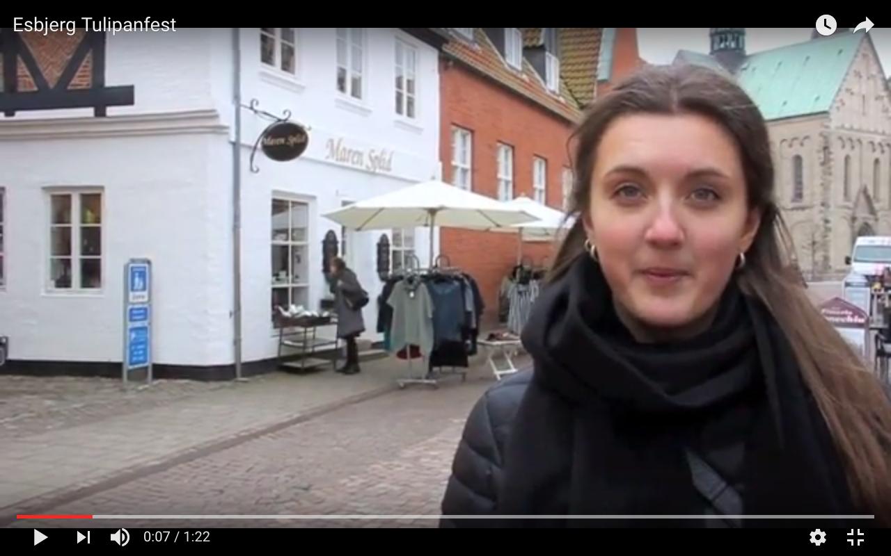 VIDEO: Erhvervsstyrelsen skal afgøre butikkers åbningstider under Tulipanfest