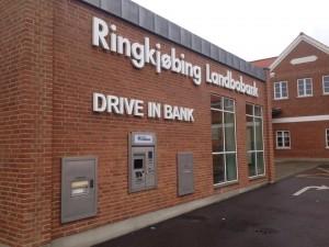 Ringkjøbing Landbobank tager sagen alvorligt, men forventer at blive frifundet. Foto: Martin Tordrup Jensen