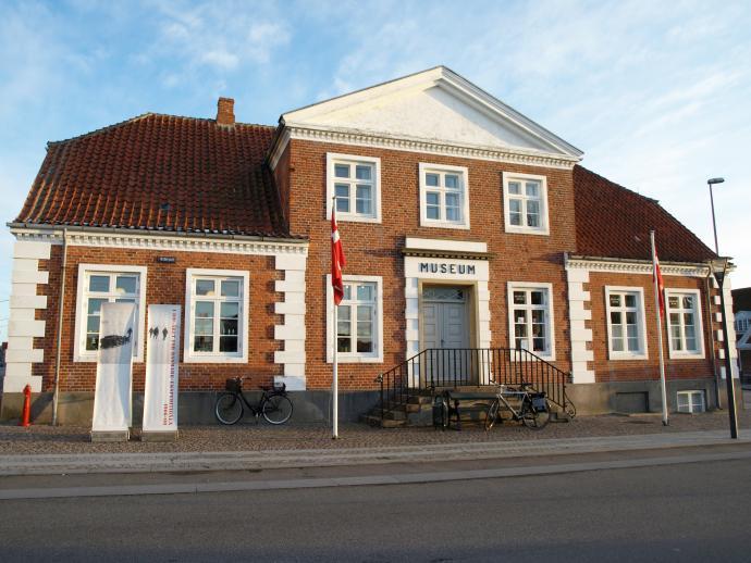 Ringkøbing-Skjern Museums afdeling på Herningvej