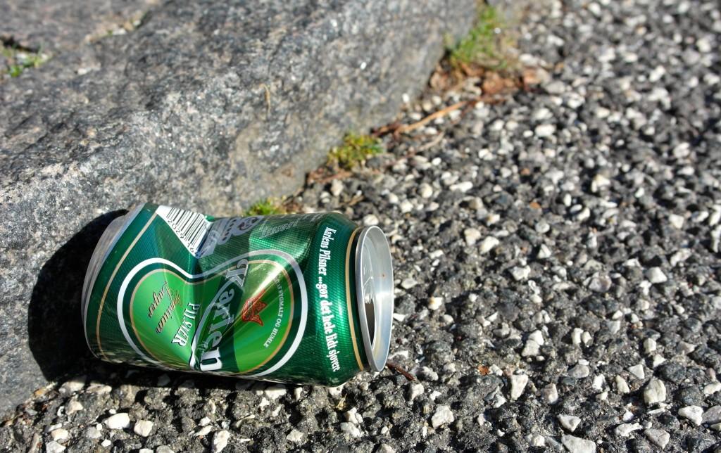 Alkohol er blandt de mest hyppige årsager til trafikulykker. Foto: Anna Bernsen Jakobsen
