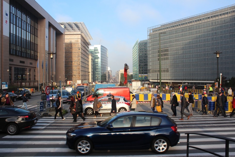 Brussels is the heart of various European Union institutions