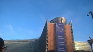 The Commission has just proposed a new system for the ETS, in an attempt to improve the legislation. Photo: Olga Kalatzi