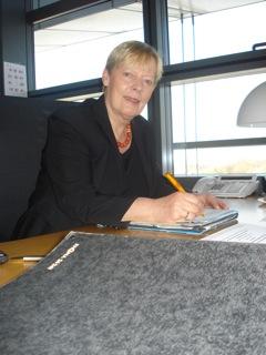Birgit Schnieber-Jastram. (Photo: Frauke Konzak)